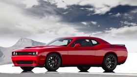 2015, dodge, challenger, srt, hellcat, dodge, car - wallpapers, picture
