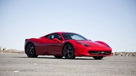 458 italia, ferrari, ferrari, red, italy - wallpapers, picture