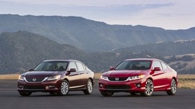 accord coupe, honda, accord sedan - wallpapers, picture