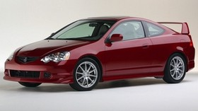 acura, rsx, 2003, red, front view, style, acura, car - wallpapers, picture