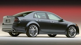acura, tl, 2003, blue, side view, style, concept car, auto, acura - wallpapers, picture