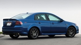acura, tl, 2007, blue, side view, style, auto, acura, sky, asphalt - wallpapers, picture