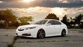 acura, side view, style - wallpapers, picture
