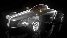 ad, tramontana, black, reflection, car - wallpapers, picture