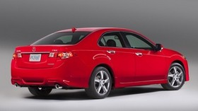 acura, 2011, red, side view, style, auto, acura, tsx - wallpapers, picture
