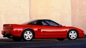 acura, nsx, red, side view, acura, nsx, sports, style, auto - wallpapers, picture