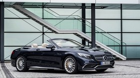 amg, mercedes-benz, s-class, cabriolet, a217 - wallpapers, picture