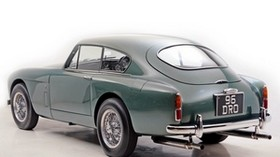 aston martin, 1958, green, side view, style, aston martin, auto, retro - wallpapers, picture