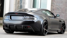 aston martin, 2011, black, side view, sport, aston martin, dbs, car - wallpapers, picture
