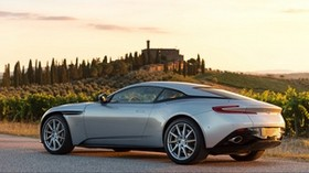 aston martin, db11, side view - wallpapers, picture