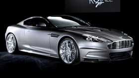 aston martin, dbs, 2006, metallic gray, side view, sports, aston martin, auto - wallpapers, picture
