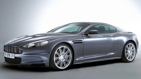 aston martin, dbs, 2006, gray, side view, aston martin, car - wallpapers, picture
