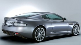 aston martin, dbs, 2006, gray, side view, style, aston martin, auto - wallpapers, picture