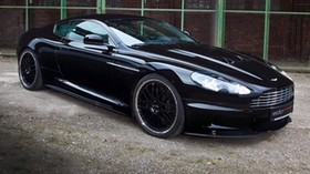 aston martin, dbs, 2010, black, side view, sports, aston martin, auto - wallpapers, picture
