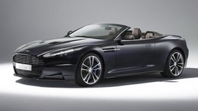 aston martin, dbs, 2010, black, side view, style, car - wallpapers, picture