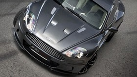 aston martin, dbs, 2010, gray, top view, style, aston martin, auto - wallpapers, picture