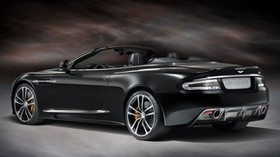 aston martin, dbs, 2011, black, side view, style, aston martin, auto - wallpapers, picture