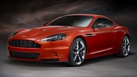 aston martin dbs, 2011, red, side view, sports, aston martin, auto - wallpapers, picture