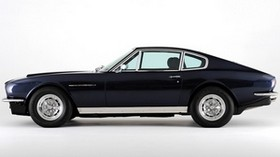aston martin, dbs, v8, 1969, blue, side view, retro, aston martin, auto - wallpapers, picture