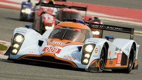 aston martin, lmp1, 2009, white, front view, auto, aston martin, race - wallpapers, picture