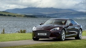 aston martin, rapide s, side view - wallpapers, picture