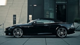 aston martin, sportscar, convertible - wallpapers, picture