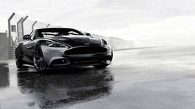 aston martin, sports car, racing - wallpapers, picture