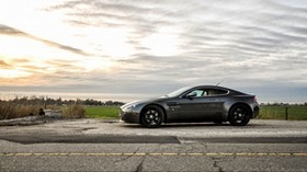 aston martin, v8, vantage, auto, nature - wallpapers, picture