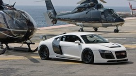 audi, auto, machine, helicopter, style - wallpapers, picture