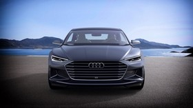 audi, prologue, front view - wallpapers, picture