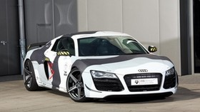 audi, r8, v8, sports car - wallpapers, picture