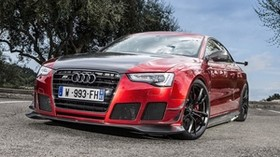 audi, rs5-r, tuning, front view - wallpapers, picture