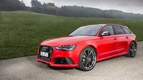 audi, rs6, abt, station wagon, 2013 - wallpapers, picture