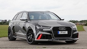 audi, rs6, avant, front view - wallpapers, picture