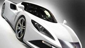 auto, automobile, white, sport - wallpapers, picture