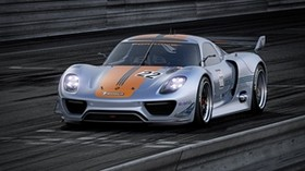 auto, automobile, racing, gray, sport - wallpapers, picture