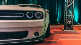 cars, headlights, front view - wallpapers, picture