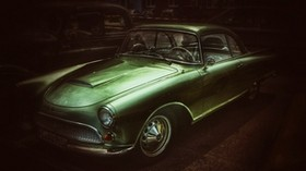 car, retro, vintage, vintage, style, shine - wallpapers, picture