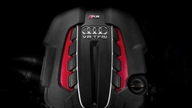 car, engine, audi, rs6 - wallpapers, picture