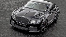 bentley, continental, gt, onyx, tuning - wallpapers, picture