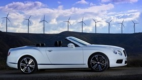 bentley, continental, gtc, convertible - wallpapers, picture