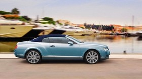 bentley, continental, gtc - wallpapers, picture