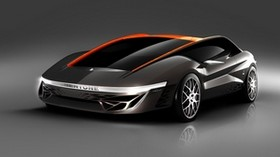 bertone nuccio, concept, side view - wallpapers, picture