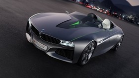 BMW, auto, black, stylish - wallpapers, picture