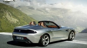 bmw, roadster, zagato, zagato, bmw - wallpapers, picture