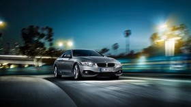 bmw 4-series coupe auto - wallpapers, picture