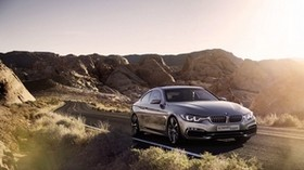 bmw, 4 series, road - wallpapers, picture