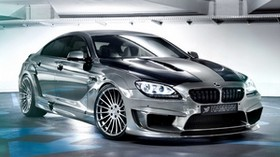 bmw, f06, gran coupe, tuning, hamann - wallpapers, picture