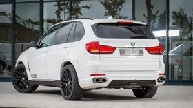 bmw, kelleners sport, auto, white, rear view - wallpapers, picture