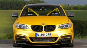 bmw, m235i, coupe, mh2, manhart, clubsport - wallpapers, picture